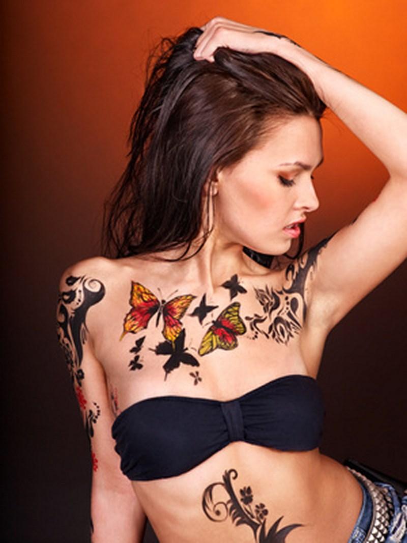 Ce tatouage me plait beaucoup
