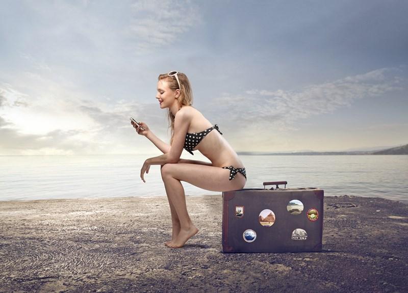 Mon mec m'a oublié sur la plage