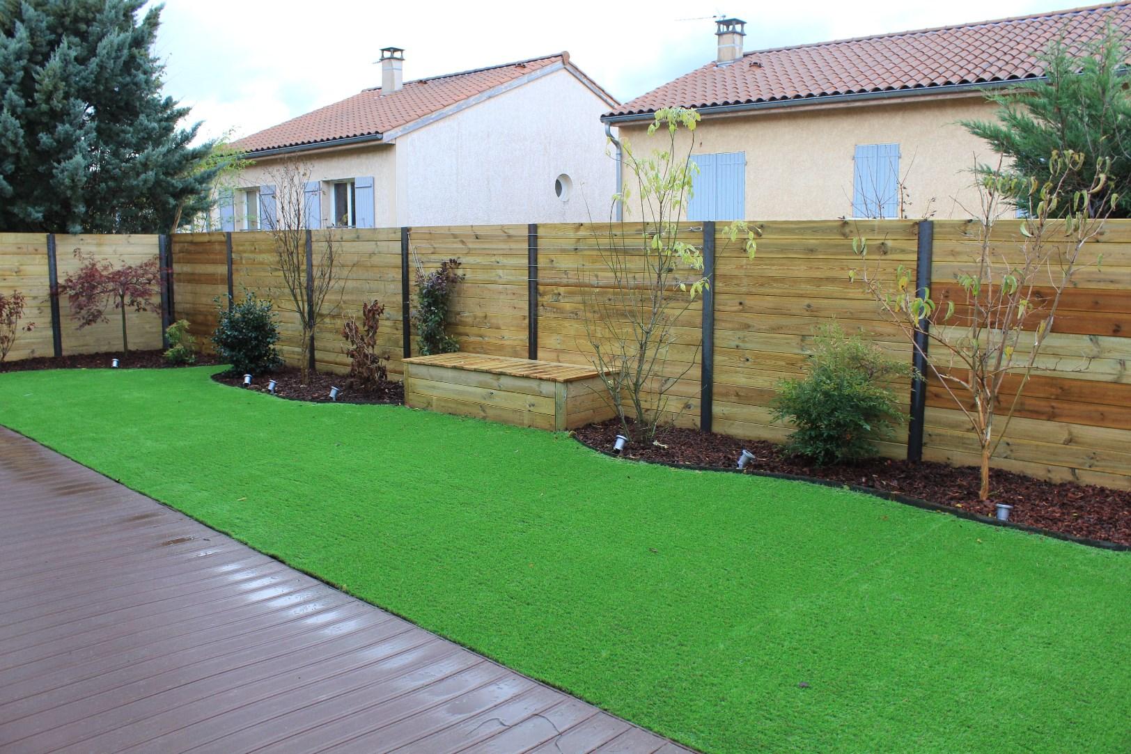 le montage de ma terrasse avec nature bois. Black Bedroom Furniture Sets. Home Design Ideas