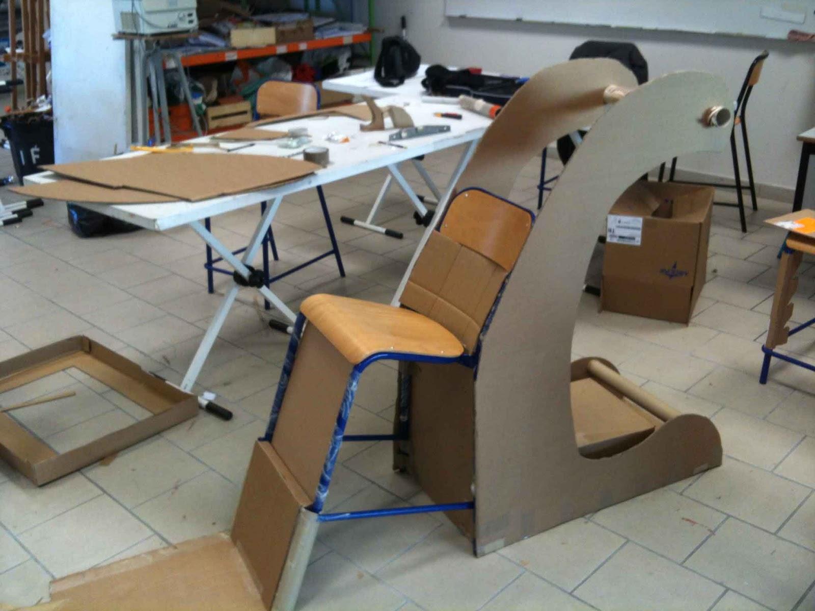 J'ai envie de faire du design d'espace