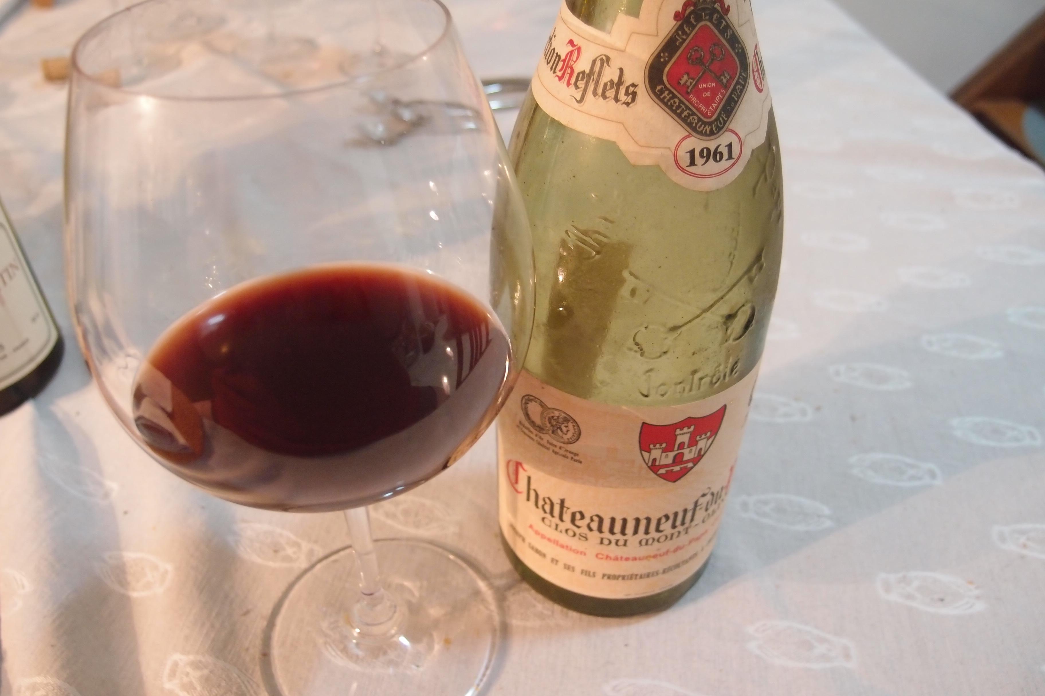 Le chateauneuf du pape, une terre de vigne