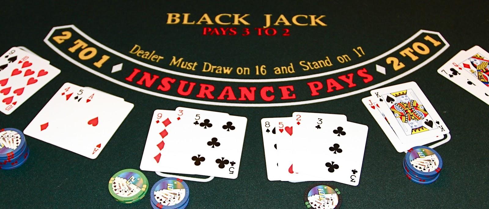 Blackjack France: l'envie de gagner est plus forte que la peur de perdre
