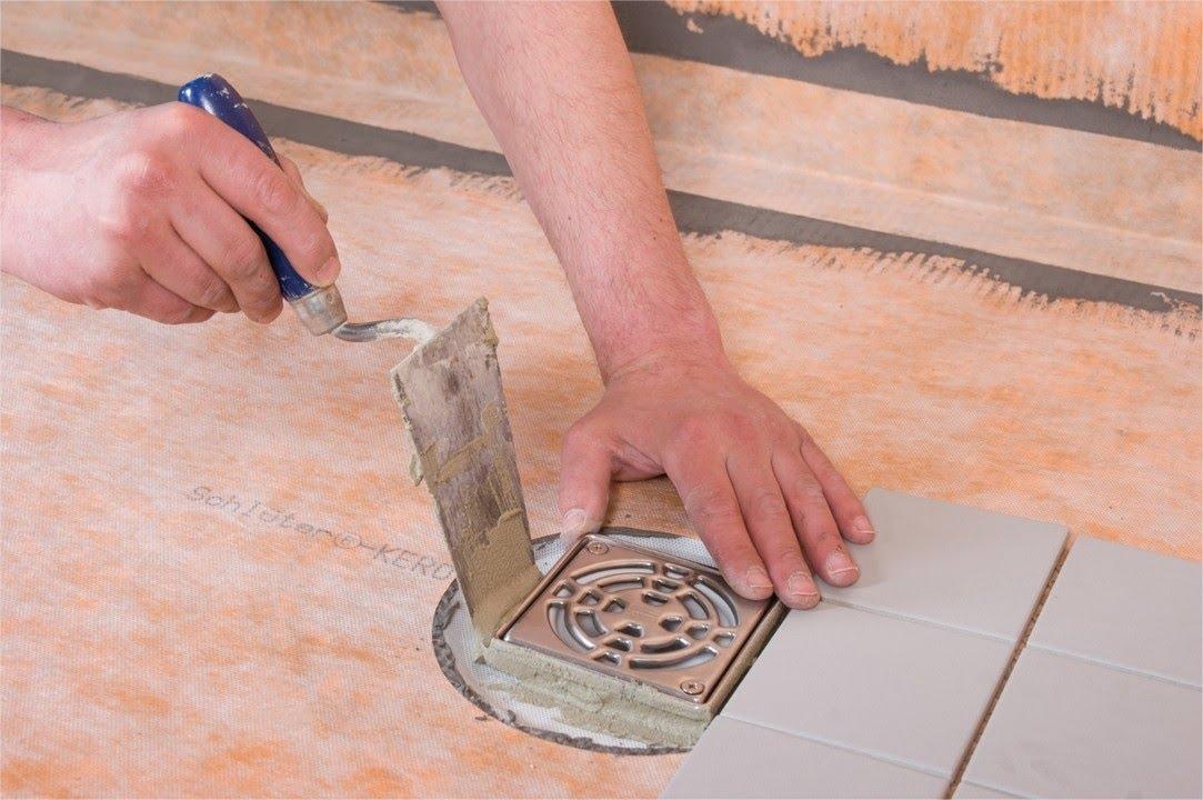 comment carreler une douche à l italienne