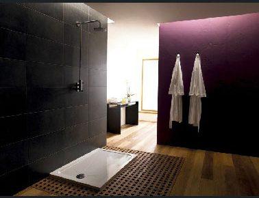 douche italienne dans chambre