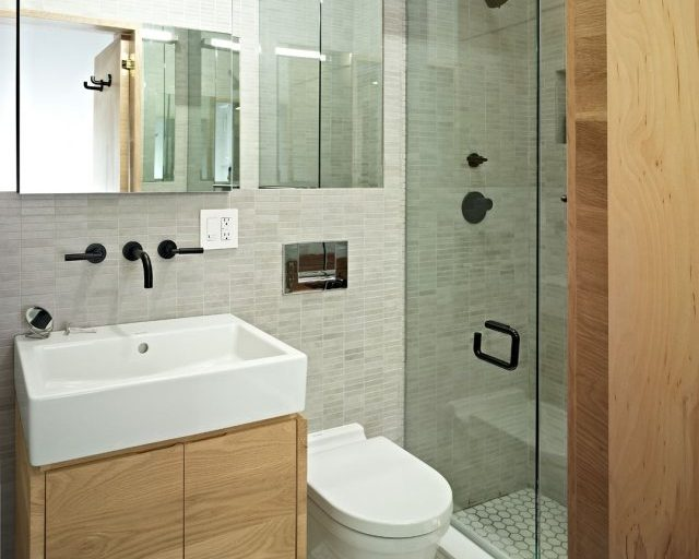 douche italienne petite surface