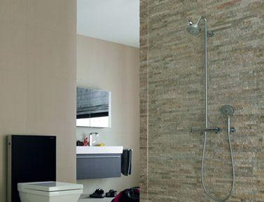 exemple douche à l italienne