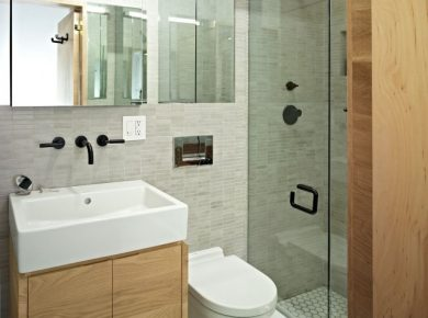 petite douche italienne