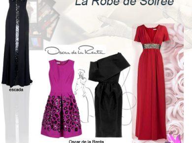 boutique robe de soirée paris