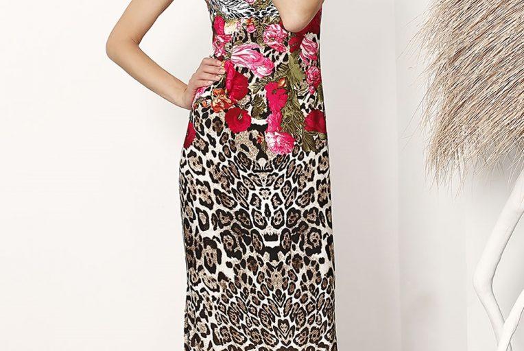 longue robe d été