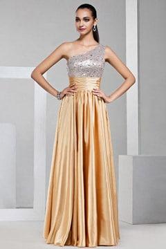 longue robe de soirée