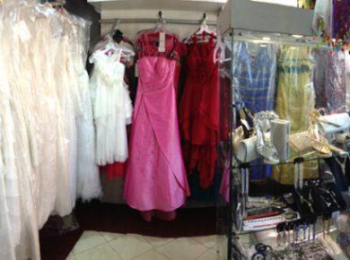 magasin de robe de soirée