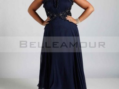 robe cocktail grande taille