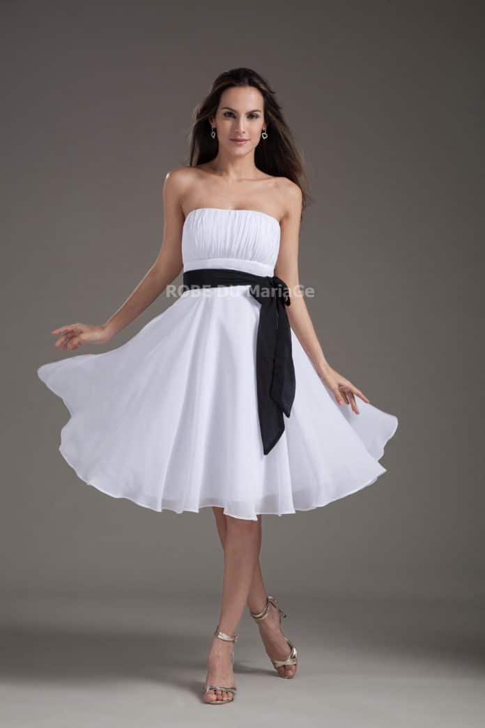 robe cocktail mariage pas cher