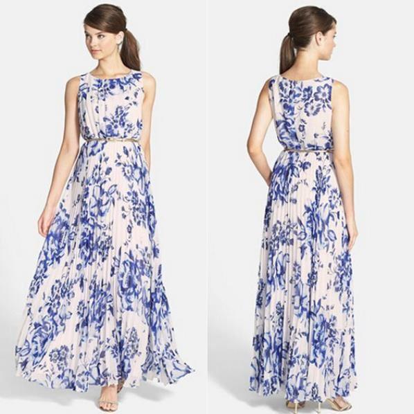 robe d été longue