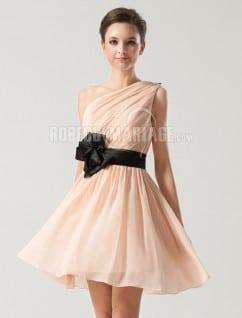 robe de cocktail mariage