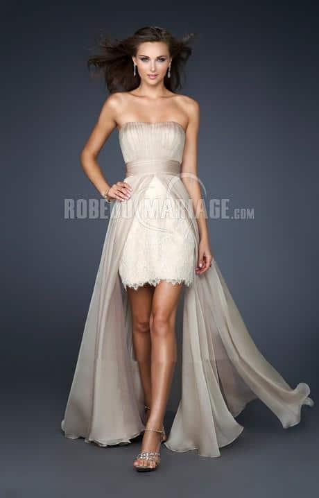 robe de cocktail pour mariage