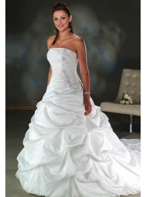 robe de marié pas cher