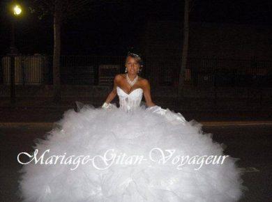 robe de mariée gitane