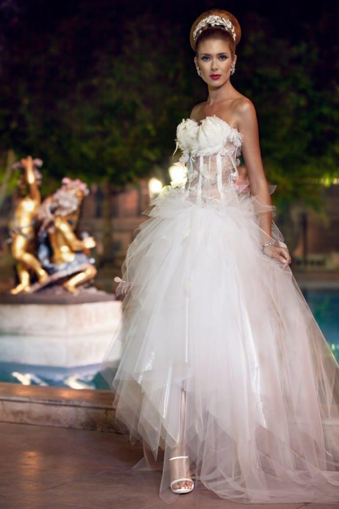 robe de mariée marseille