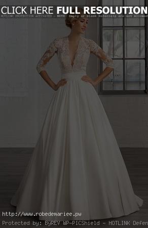 robe de mariée vera wang