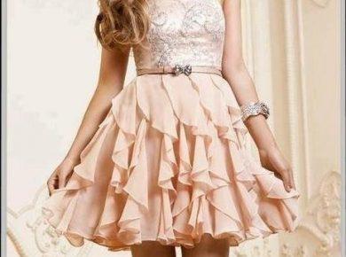 robe de soirée ado