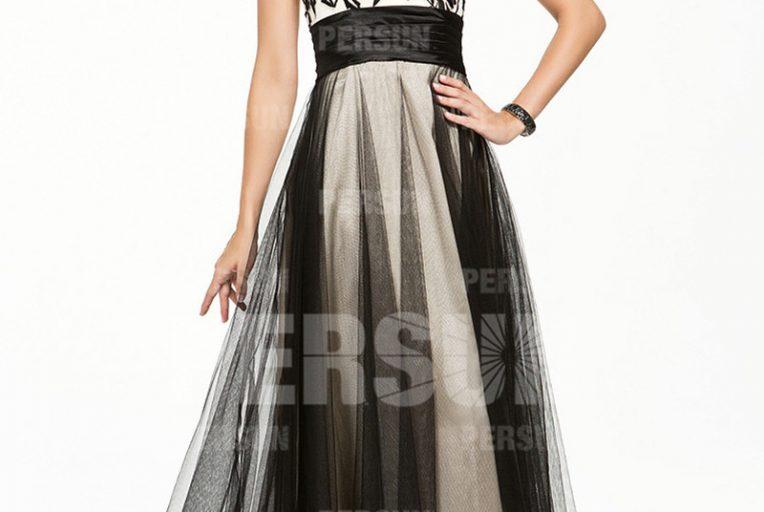 robe de soirée chic