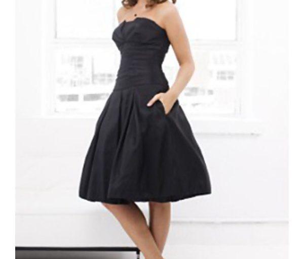 robe de soirée mi longue