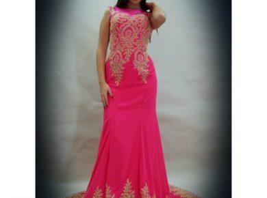 robe de soirée orientale