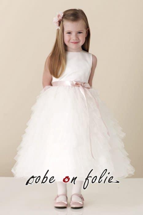 robe de soirée pour petite fille