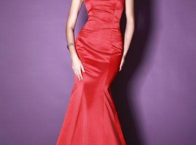 robe de soirée sirène