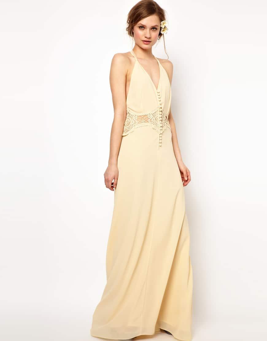 robe longue chic