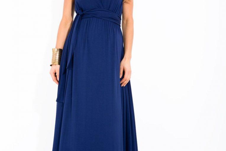 robe longue de grossesse
