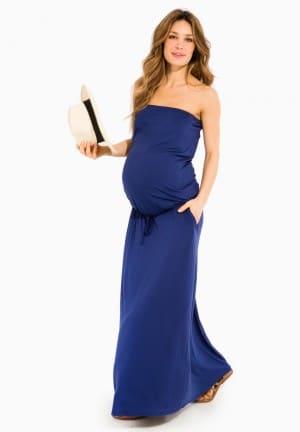 robe longue grossesse