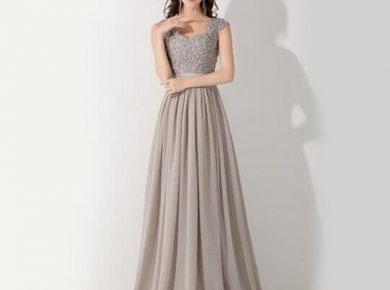 robe longue soirée pas cher