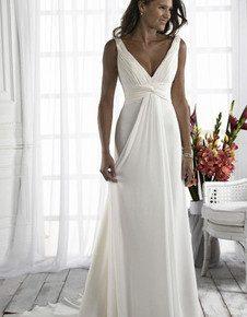 robe mariée simple