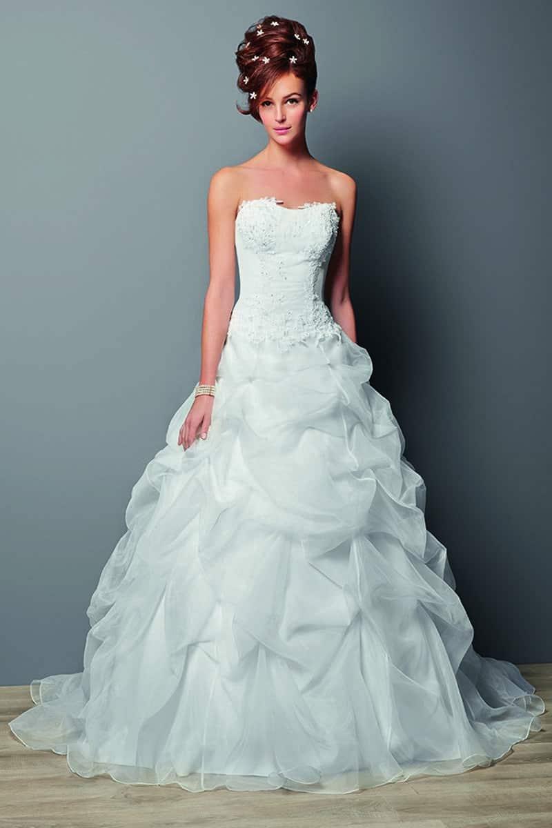 robe mariée tati