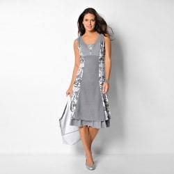 robe mi longue