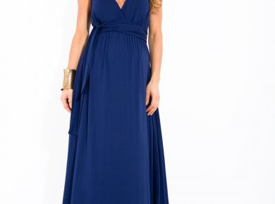robe soirée femme enceinte