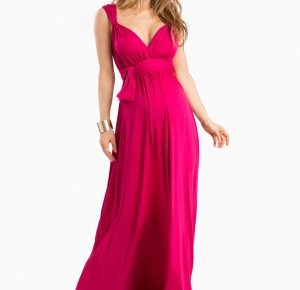 robe soirée grossesse