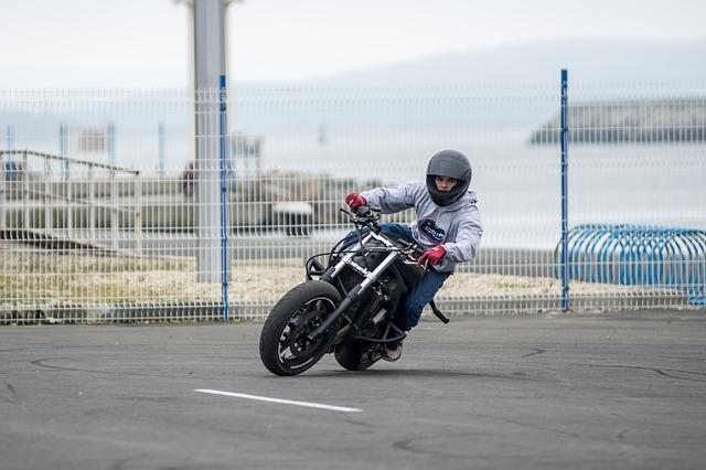 La moto vous permet de gagner du temps