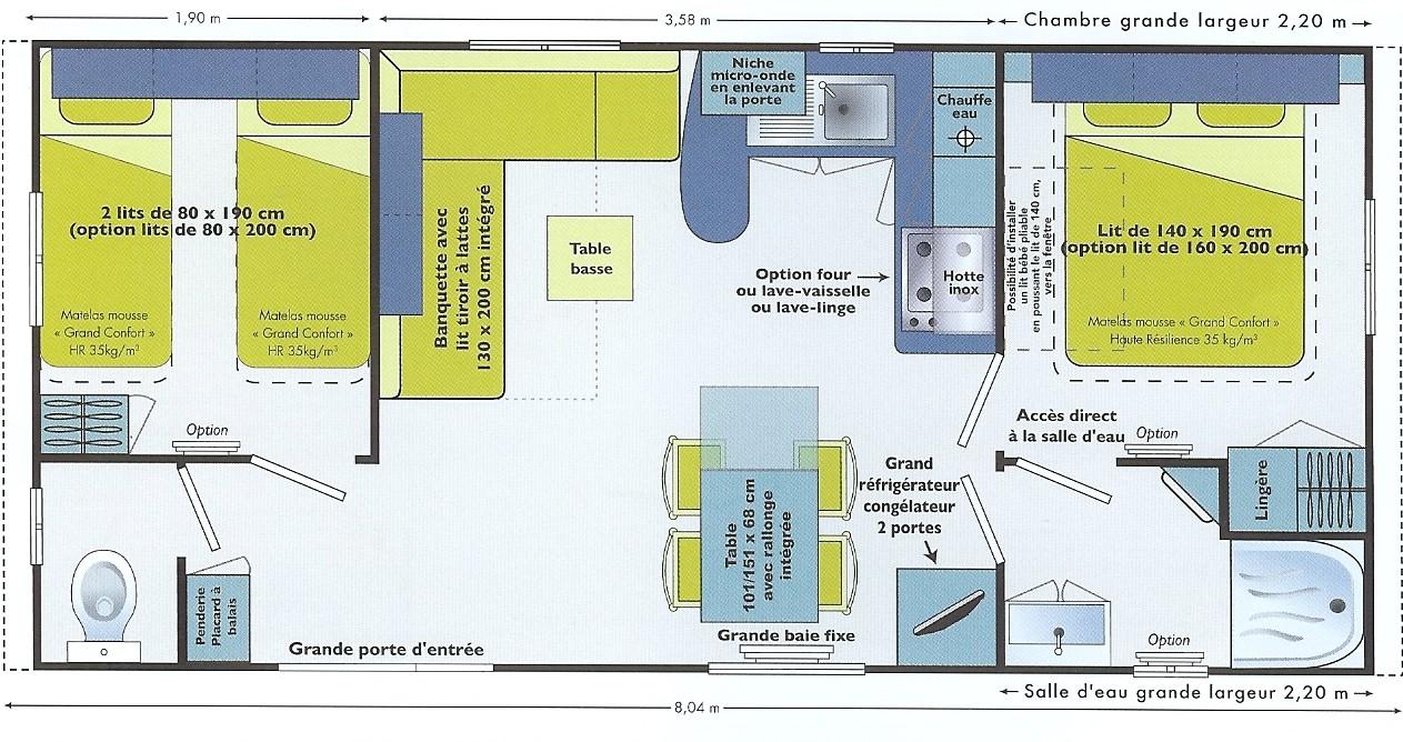 prix mobil home investissez dans un bien d occasion. Black Bedroom Furniture Sets. Home Design Ideas