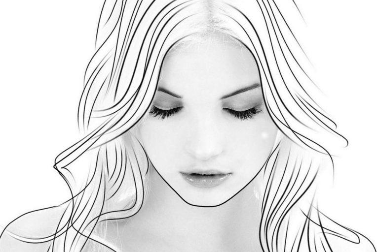 Bevorzugt Comment dessiner visage femme ? PX96